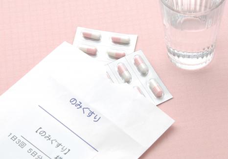 治療その1薬物療法による治療
